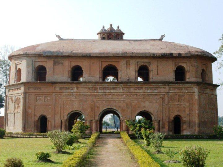 Rang-Ghar Assam Travel