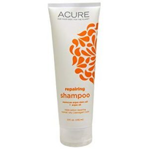 Acure Moroccan Argan Stem Cell Shampoo and Repairing Argan Conditioner
