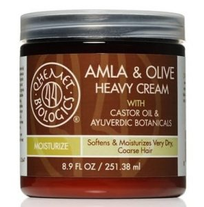 amla and olive hair cream
