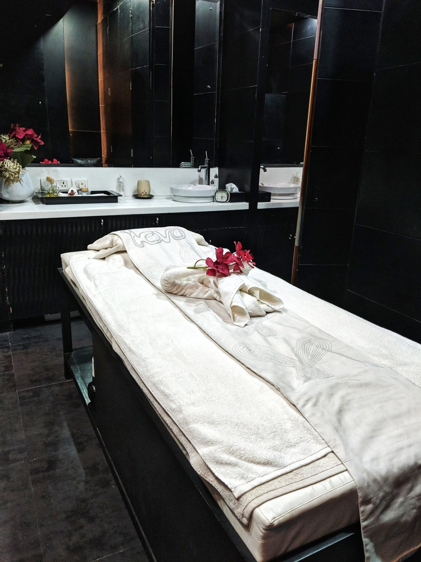 spa room in levo spalon
