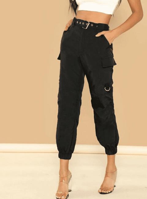 shein utility pants