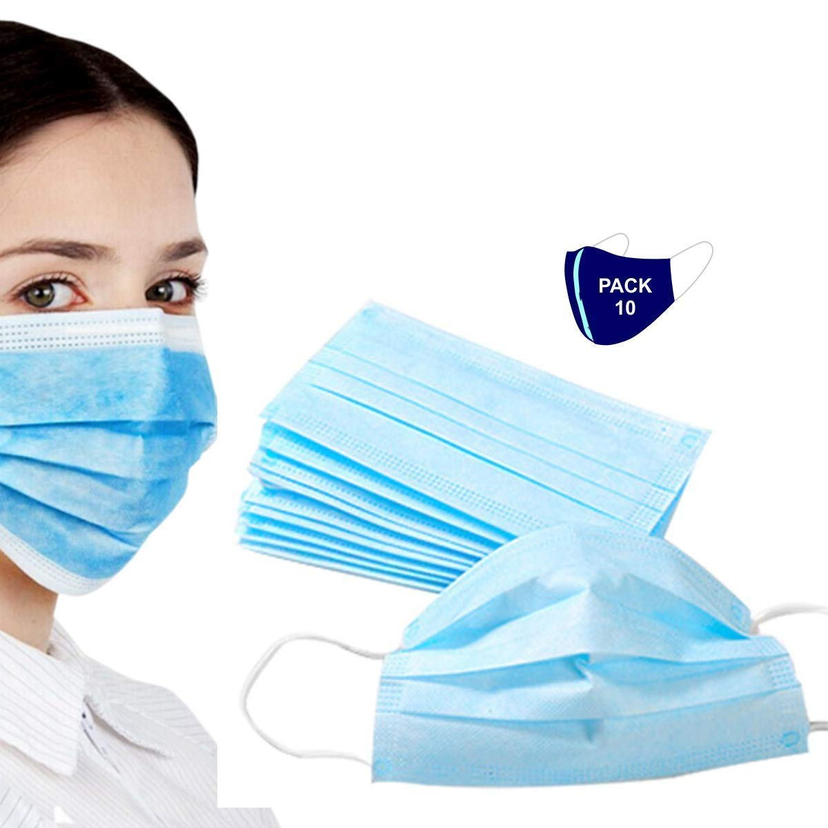 Disposable Surgical Masks by Urbangabru